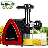 Best Cold Press Juicers - Aobosi Slow Masticating juicer Extractor, Cold Press Juicer Review
