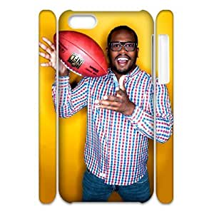3D Yearinspace Von Miller Rugby IPhone 5C Cases for Men, Iphone 5c Case for Men [White]
