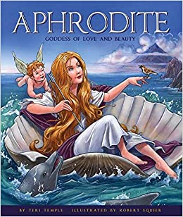 Aphrodite Goddess Of Love And Beauty Greek Gods And