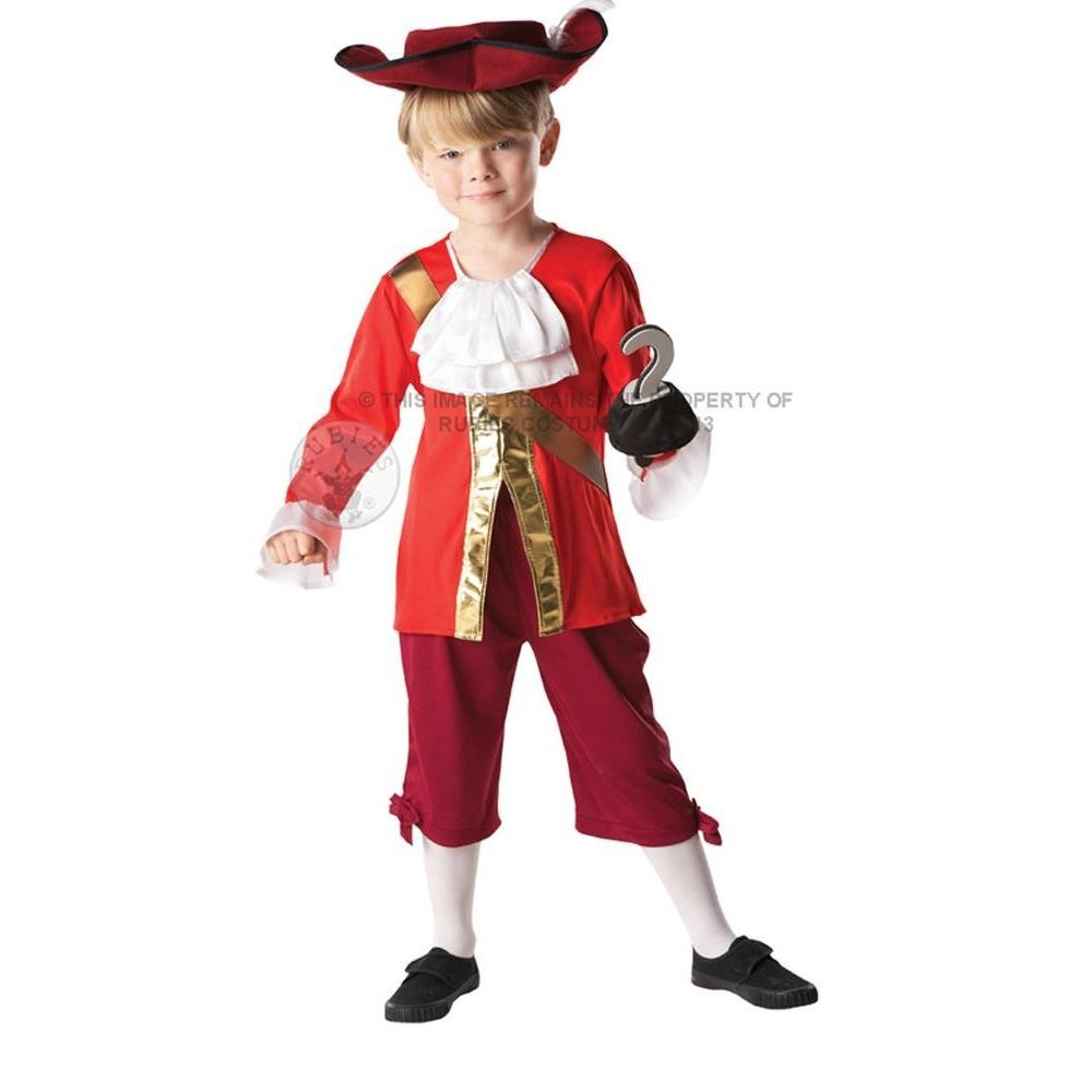 DISNEY ~ Captain Hook (Jake and the Never Land Pirates) - Kids ...