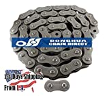 160 Roller Chain 10 Feet with 1 Connecting Link