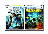 Pack Duo Horizontal: Cowboys Contra Aliens + Watchmen (Import Movie) (European Format - Zone 2) (2013) Vari