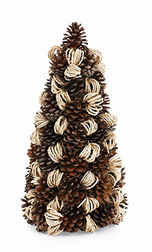 Cone Topiary Tree (Pinecone Topiary)