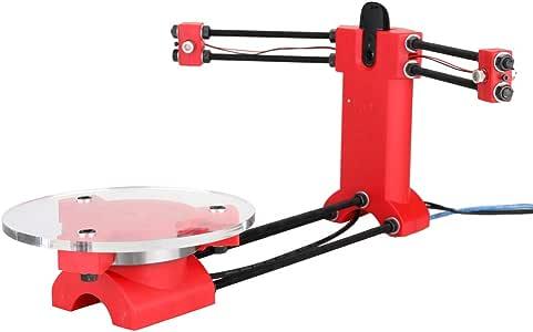 KKmoon DIY escáner de código abierto 3D High Precision Desktop Kit ...