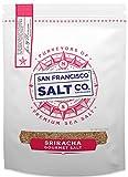 Sriracha Sea Salt - 5 oz. Spicy Sea Salt Blend with Hot Chimayo Pepper, Habanero Pepper & Garlic Powder