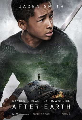 Amazon Com After Earth 2013 11 X 17 Movie Poster Style B Lithographic Prints Posters Prints