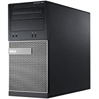 Dell Optiplex 9010 Tower Computer, Quad Core i7 upto 3.8, 16GB RAM, New 500GB SSHD, Windows 10 Pro, Nvidia Quadro NVS 300 512MB, USB 3(Certified Refurbished) (tower)