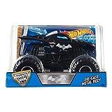 monsters inc 1 toys - Hot Wheels Monster Jam Batman Die-Cast Vehicle, 1:24 Scale