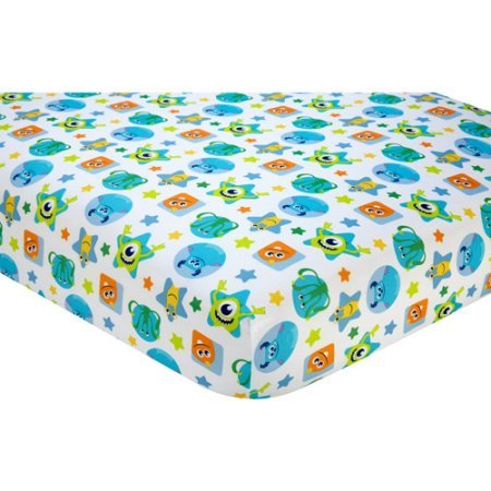 Disney Monsters on the Go Crib/Nursery Bedding (Monsters Inc Crib Bedding compare prices)