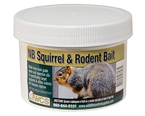 WCS NB Squirrel & Rodent Paste Bait