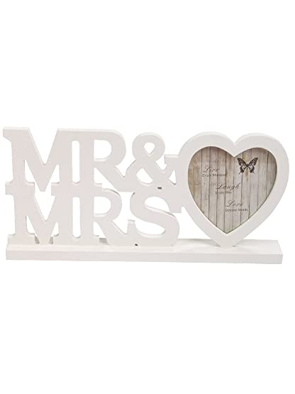 mr mrs photo frame - Mr And Mrs Photo Frame
