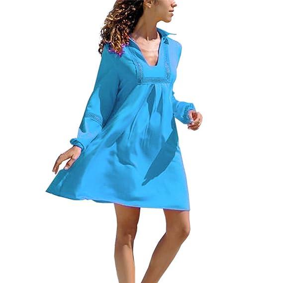 Blusenkleid Damen Knielang Chiffon Kleid Damen Sommer Kleiderhaken Türsexy  Kleid Schwarz Kleid Weiß Eng Sexy Kleid 6d28d4bb35
