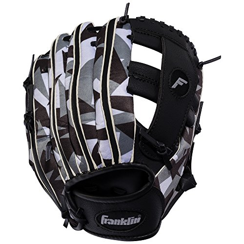 (Franklin Sports RTP Digitek Teeball Performance Gloves, 9.5