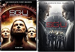 Sgu Stargate Universe Complete Series