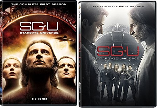 SGU Stargate Universe Complete Series by