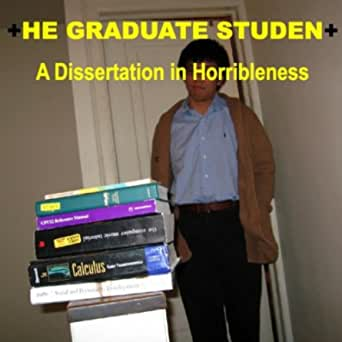 The graduate student a dissertation in horribleness should cover letter be attached to resume