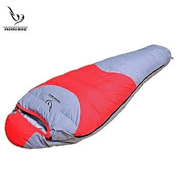 Camping sacos de dormir cuatro temporada saco de dormir Saco de dormir doble sacos de dormir