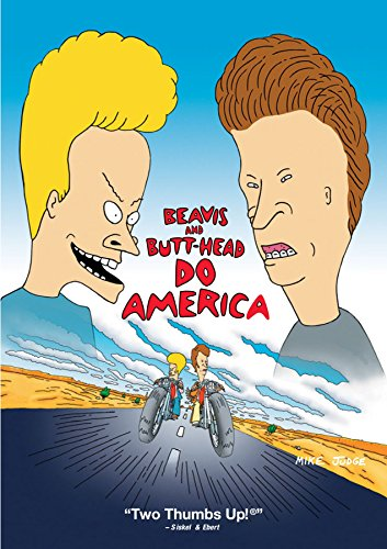 DVD : Beavis and Butt-Head Do America (Widescreen, AC-3, )