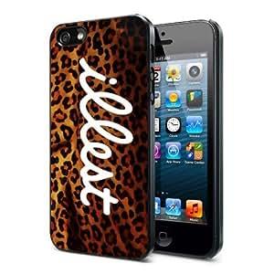 Iphone 4 / 4s Hard Case Cover Illest Cheetah Design