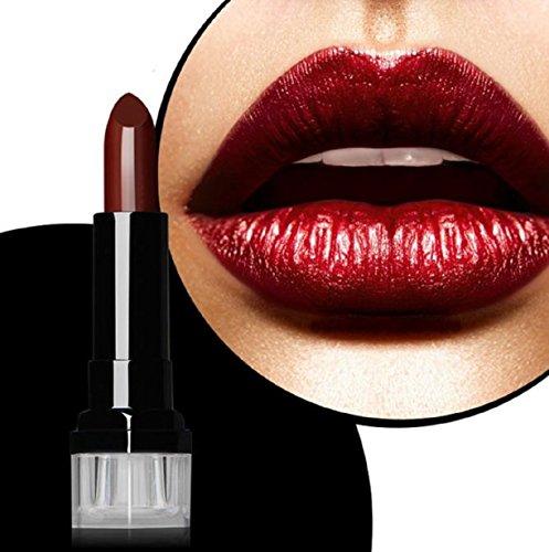 Lip Gloss,Vovotrade Waterproof Long Lasting Lipstick Lip Gloss (A) (Glow In The Dark Makeup Kit)