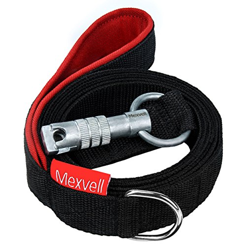 Dog Leash Unbreakable Carabiner Mexvell