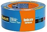 3M 2080EL-48E 2'' ScotchBluePainters Masking Tape Delicate Surface