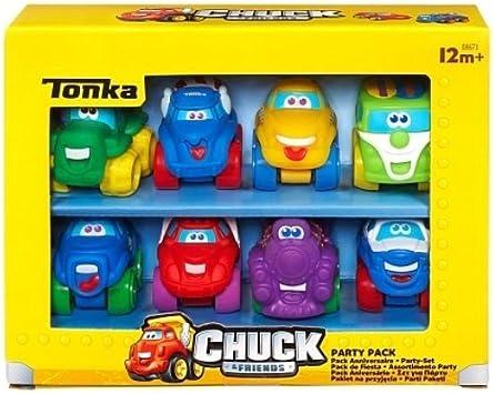 Hasbro Pack Coches Tonka: Amazon.es: Juguetes y juegos