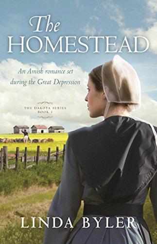 The Homestead: The Dakota Series, Book 1 cover