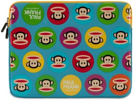 PAUL FRANK NOTEBOOK SLEEVE INCH product image