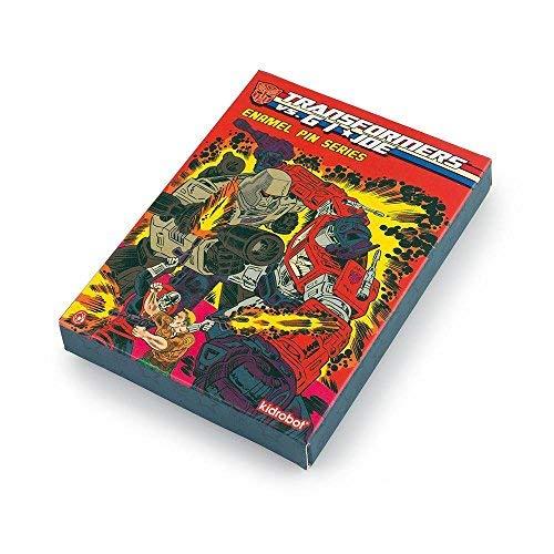 Transformers vs G.I.Joe Blind Box Enamel Pins Series - Single Blind Box