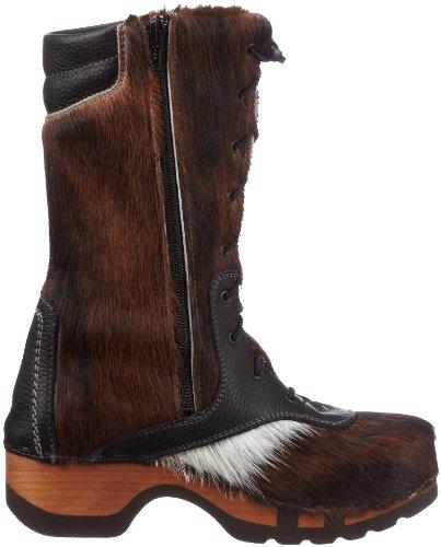 Woody RAMONA 9315/41 - Botas fashion para mujer Marrón