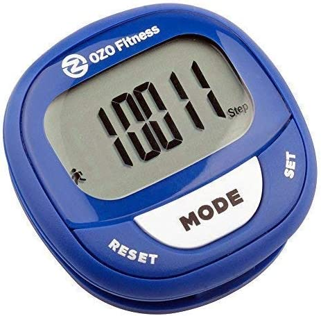 OZO Fitness SC2 Digital Pedometer