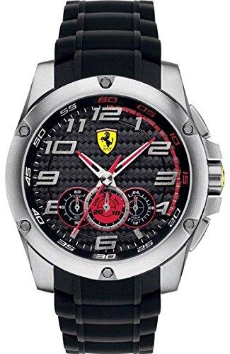Ferrari Scuderia SF104 Paddock Mens Watch - Black