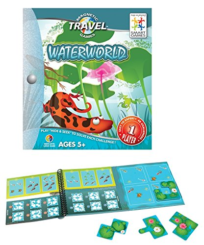 SmartGames SGT 220US Travel WaterWorld
