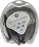 Digital Innovations Multimedia Headset with Microphone Padded for Comfort and Noise Reduction (MM760M)
