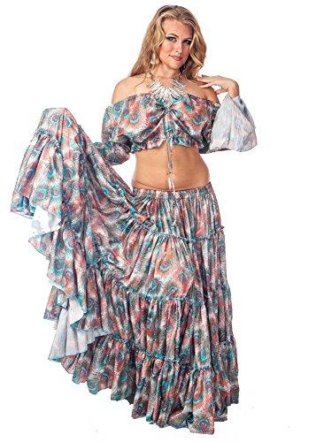 Buy belly dancer fancy dress - 5