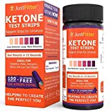 Just Fitter Ketone Test Strips. Lose Weight, Look & Feel Fabulous on a