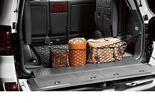 Envelope Style Trunk Cargo Net for Lexus LX570 LX 570 2008 09 10 11 12 13 14 15 2016 2017 New