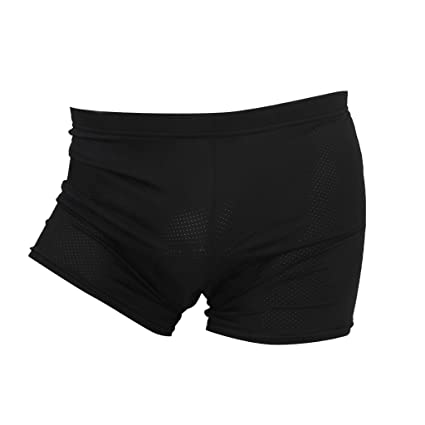 372ac18f906e Buy Generic Men's Cycling Riding Underwear Gel 3D Padded Shorts  L-13010037MG Online at Low Prices in India - Amazon.in