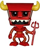 devil funko - Funko POP TV: Futurama - Robot Devil Action Figure
