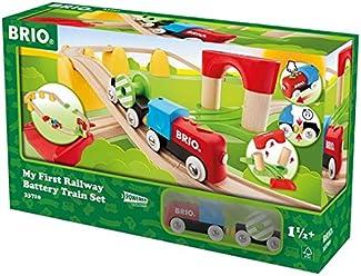826f68d4890 BRIO My First Railway Farm 33826 Vehicle Playsets