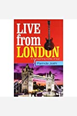 LIVE FROM LONDON Paperback