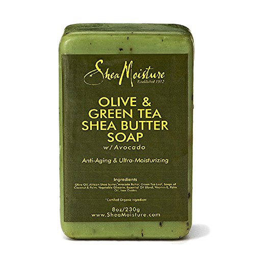 Shea Moisture Shea Moisture Olive & Green Tea Shea Butter So