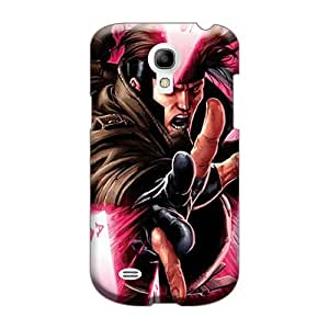 Shock-Absorbing Hard Phone Cases For Samsung Galaxy S4 Mini With Support Your Personal Customized High-definition Gambit I4 Pattern WayneSnook