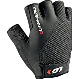 Louis Garneau Air Gel Plus Gloves - Short Finger - Men's Black, L
