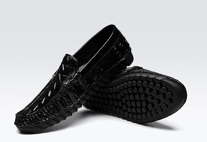 Dilize - Zapatillas para hombre, color negro, talla 40 EU