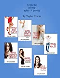 img - for A Review of the Who--? Series By Taylor Storm book / textbook / text book