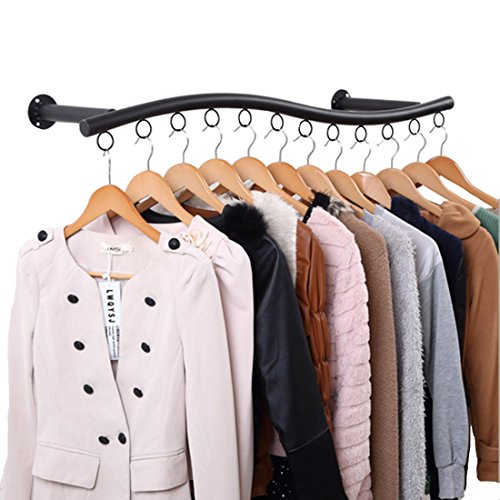 iron clothes rack - 4