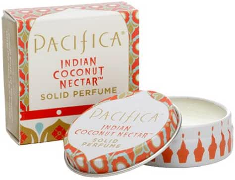 Pacifica Beauty Solid Perfume, Indian Coconut Nectar, 0.33 Ounce