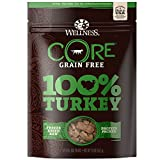 Image of Wellness Natural Pet Food Core Grain Free 100-Percent Turkey Freeze Dried Dog Treats, 2 Oz